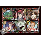 Jigsaw Puzzle - 208 pieces- Art Crystal like Stained Glass - Jiji Kiki's Delivery Service 2017 (new)