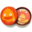 50 Memo in Can - Made in Japan - Calcifer - Howl's Moving Castle - Ghibli - 2017 (new)