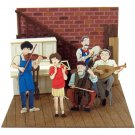 Miniatuart Kit - Mini Paper Craft Kit - Shizuku Seiji Music - Whisper of the Heart Ghibli 2017 (new)