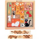 Puzzle - 10 Wooden Pieces - more than 180 Patterns - Kiki's Delivery Service Ghibli Ensky 2016 (new)