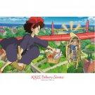 108 pieces Jigsaw Puzzle - catch - Kiki & Tombo - Kiki's Delivery Service - Ghibli - Ensky (new)