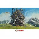 1000 pieces Jigsaw Puzzle - sentakubiyori - Howl's Moving Castle - Ghibli - Ensky (new)