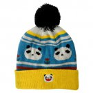 Kids Hat - Knitting - Applique - Panda Kopanda / Go Panda! - Ghibli - 2017 (new)