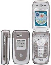 Motorola V360 Tridband GSM Mobile Camera Phone 64MB Mormory (Unlocked)
