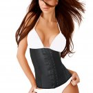 Ann Slim Classic Latex Girdle Original Colombian Girdle Black Size 44
