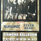 PUDDLE OF MUDD rare CONCERT POSTER neurosonic Collectible