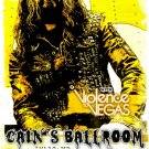 ROB ZOMBIE vilence to vegas CONCERT POSTER collectible