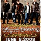 SAVING ABEL meriwether CONCERT POSTER collectible