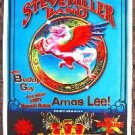 STEVE MILLER BAND amos lee BUDDY GUY concert poster collectible
