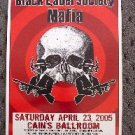 BLACK LABEL SOCIETY zakk wylde Concert poster Collectible