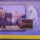 JASON BOLAND & the stragglers Promotional poster collectible
