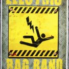 "Electric Rag Band promotional Thom Self 13"" x 19"" Concert Poster"