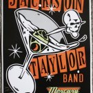 "Jackson Taylor Band promotional Thom Self 13"" x 19"" Concert Poster"