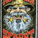 "Mountain Sprout promotional Thom Self 13"" x 19"" Concert Poster"