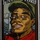 """Possessed by Paul James with T Model Ford promotional Thom Self 13"""" x 19"""" Concert Poster"""