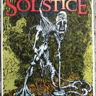 "My Solstice promotional Thom Self 13"" x 19"" Concert Poster"