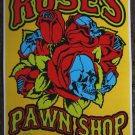 "Rose's Pawn Shop promotional Thom Self 13"" x 19"" Concert Poster"