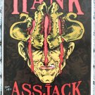 """Hank Williams III with Big Red Goad with Power of Country Thom Self 13"""" x 19"""" Concert Poster"""