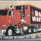 "Dale Watson & His Lone Stars promotional Thom Self 19"" x 13"" Concert Poster"