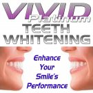VIVID PLATINUM Professional Teeth Whitening System!!!  Enhance your smile's performance!