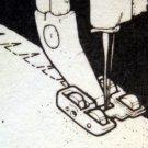 Viking Husqvarna Roller Foot # 412 990 02-45