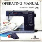 VIKING/HUSQVARNA 990 Operating Manual + BONUS!!!!!!!!!!