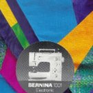 Bernina 1001 Sewing Machine Manual in PDF format on CD