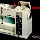 Bernina 930 Sewing Machine Manual in PDF format on CD