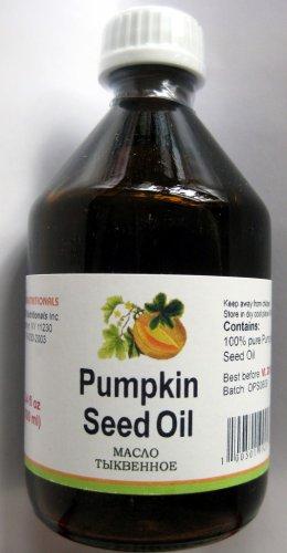 Pumpkin seeds oil 100 ml - 3.4 fl oz--GMO free