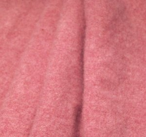 """Pinkie"" Textured Wool Fabric, 3"" Strip for Rug Hooking, Penny Rugs, Quilting"