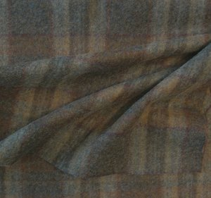"""Cotswold Block"" Textured Wool Fabric, 3"" Strip for Rug Hooking, Penny Rugs, Quilting"