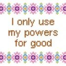 "6083 Sayings Needlepoint Canvas 6"" x 6"""