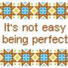 "6077 Sayings Needlepoint Canvas 6"" x 6"""