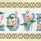 7106 Love Needlepoint Canvas