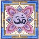 7129 Om Mandala Needlepoint Canvas