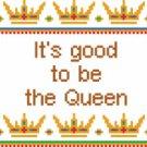 6146 Queen Needlepoint Canvas