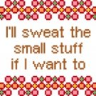 6197 Sayings Needlepoint Canvas