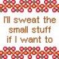 6197 Sayings Needlepoint Canvas