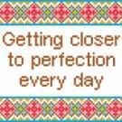 6202 Sayings Needlepoint Canvas