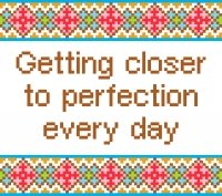 6202 Sayings Needlepoint Canvas