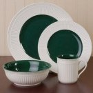 NEW 16-piece Green Mikasa Italian Set