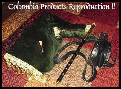 CP BRAND NEW IMPORTED Irish Uilleann Bagpipes Practice Set