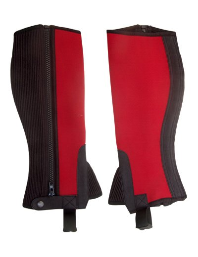 NEW MINI HALF CHAPS HORSE RIDING - EQUESTRIAN - BY COLUMBIA PRODUCTS