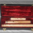 IRISH D FLUTE COCUSWOOD NEW Cork Joint FREE Case & Ship