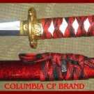 "CP Brand Stainless Blade 26"" DRAGON SWORD WITH SCABBORD"