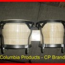 CP COLUMBIA Bongo Drums Brand New Latin Percussion Low Price LG
