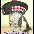 CP Brand New BALMORAL KILT HATS w/no Badge BWR Any Size
