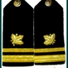 US NAVY HARD Shoulder Boards LIEUTENANT JG Supply Corp