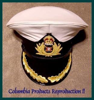 f4e8db05392c8 WHITE STAR LINE - TITANIC CAPTAIN SMITH HAT NEW Size 60 WHITE