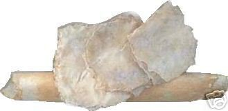 """Two New 16"""" Dia Natural Goat Skin Heads *1st Quality*"""